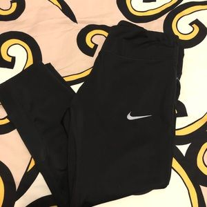 Nike Dryfit workout leggings - in good condition